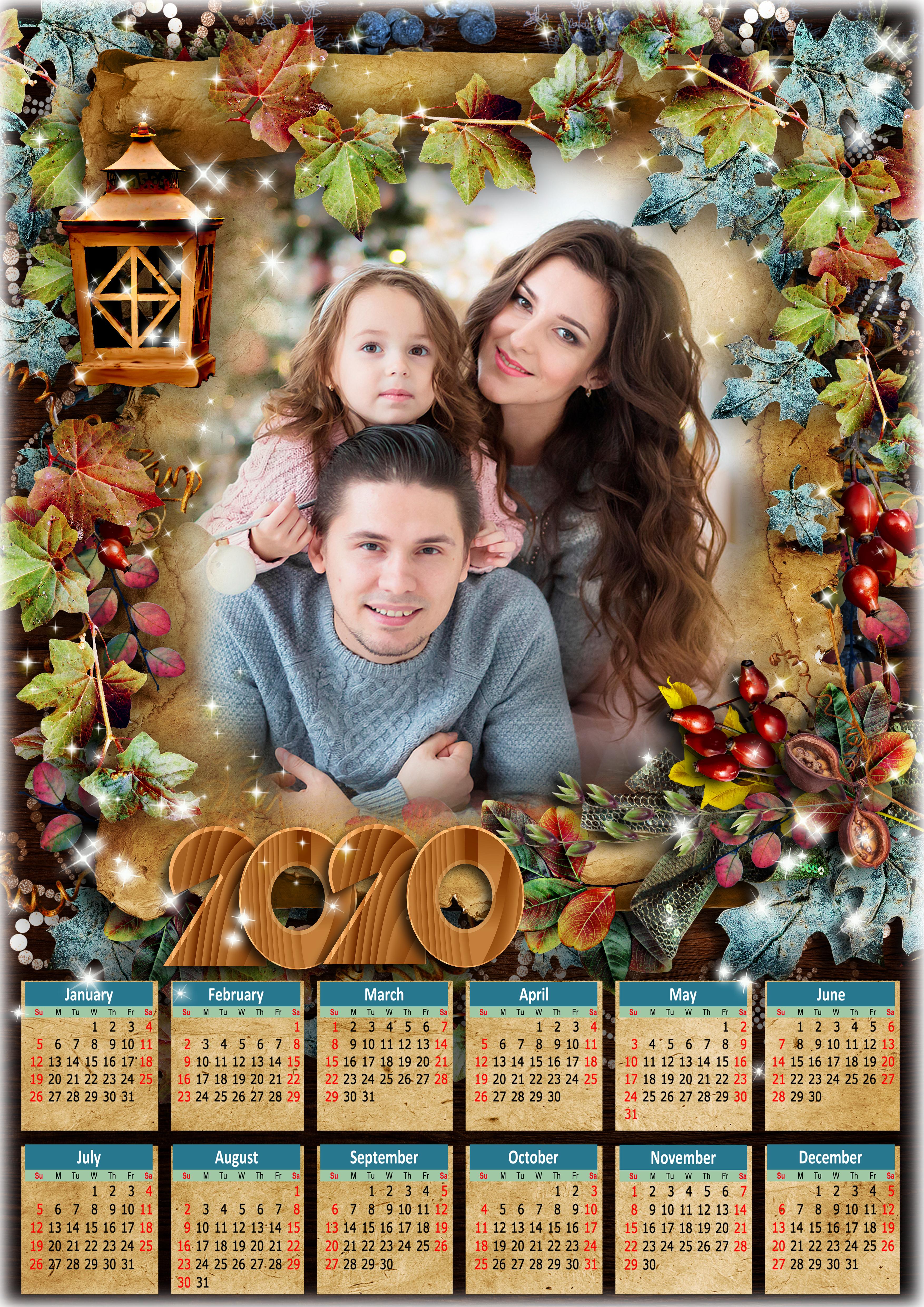 приложение рамки для фото календари мое